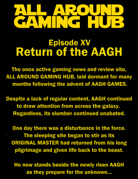 Return of the AAGH
