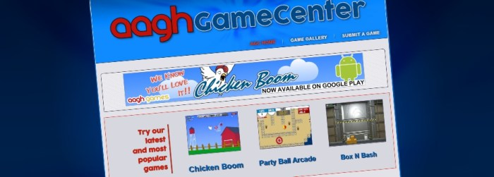 AAGH GameCenter