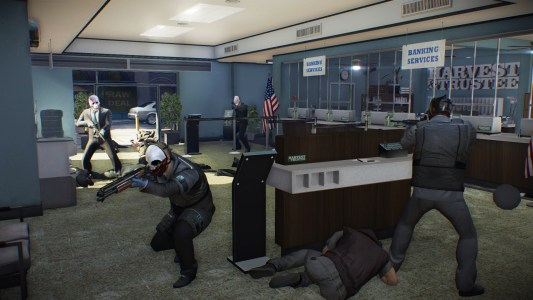 Payday 2 in Will's Words