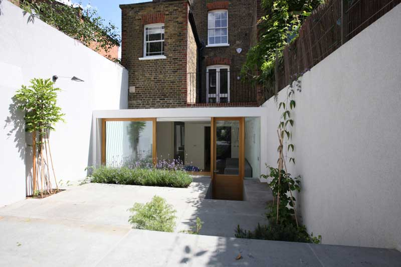 Victorian House Extension, London Property
