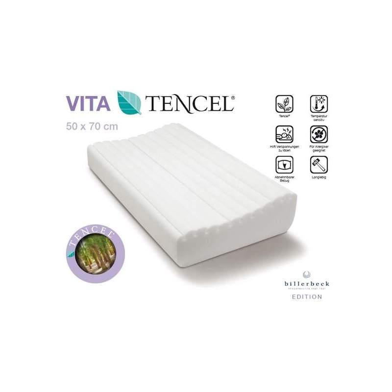 billerbeck vita tencel pillow