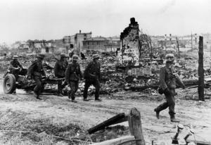 Russland, Kampf um Stalingrad, Infanterie