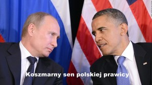 Putin Obama spotkanie