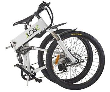 LLobe E-Bike Faltrad Mountainbike