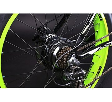 KINGTTU E-Bike Fatbike Richbit RT-012