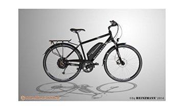 Heinzmann E Bike Pan eTR-U - 1