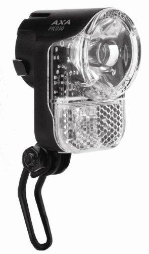 AXA Pico 30 E-Bike LED Scheinwerfer 6V- 42V 939180 Fahrrad Lampe 30 Lux -