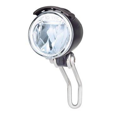 Busch & Müller Fahrradlicht Beleuchtung LUMOTEC IQ Cyo Premium für Gleichspannungseinspeisung, 1752Q42/6N-04 -