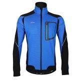 Arsuxeo MTB Mountainbike Jacket Winter Warm Heiß Radfahren Lang Ärmel Jacket Fahrrad Kleidung Winddicht Jersey -
