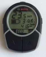 Bosch HMI Display -