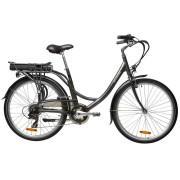 B´TWIN E-Bike 26 Elops 500 Samsung 192Wh Heckmotor, Größe: Einheitsgröße