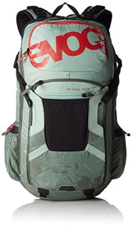 Evoc Rucksack FR TRAIL TEAM light, petrol/olive, 50 x 27 x 14 cm, 20 Liter, 7016222470 -