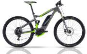 Haibike XDURO FullSeven 5.0 Titan/Neongrün matt 50 2017
