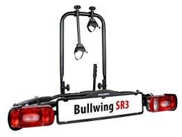 """Kupplungsfahrradträger """"SR3"""" für AHK Anhängerkupplung, universal für zwei Fahrräder oder E-Bikes (max. Nutzlast: 50kg), klappbar, passend für Auto und PKW -"""