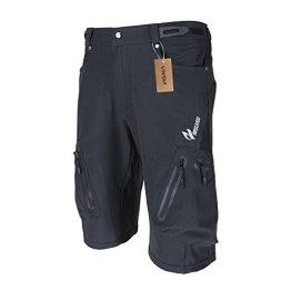 Lixada Outdoor Sport Hosen Atmungsaktive mit Reißverschluss -