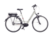 Segway TF5.1 Trekkingrad (28 Zoll, 53 cm, Wave, 400 Wh, Weiß/Matt)