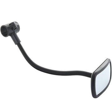 Smart-Planet® Hochwertiger Fahrradspiegel Rückspiegel für Fahrrad , Mofa , Rollstuhl , Rollator , Roller / Spiegel Nr.: 324085 -