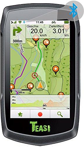 TEASI ONE³ - Outdoor-Navigationsgerät mit Bluetooth und Europakarte -