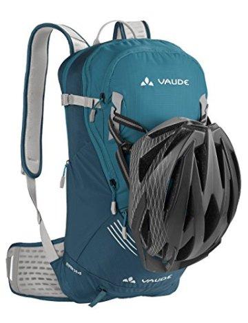 Vaude Unisex Rucksack Splash, blue sapphire, 47 x 29 x 3 cm, 25 Liter, 11942 -