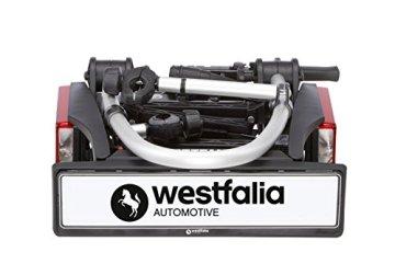 Westfalia 350030900008 Fahrradträger BC 60 inkl. Tasche -