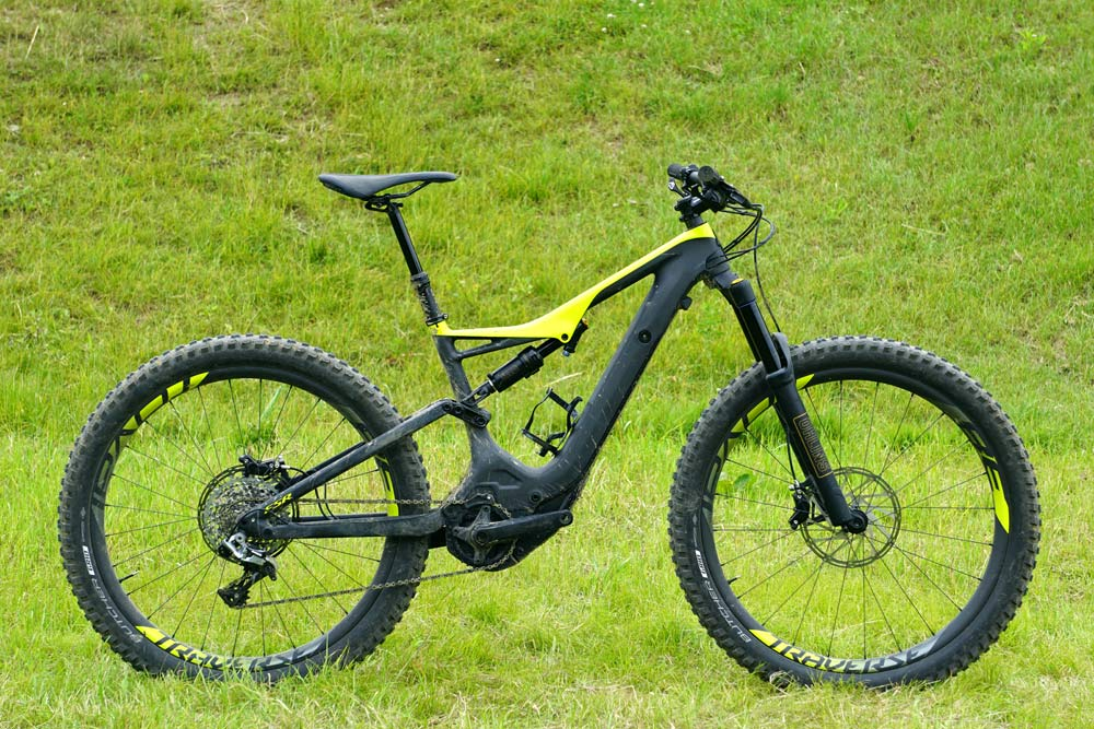 Specialized Turbo Electric Bike >> 2018 Specialized Turbo Levo FSR lightens up w/ new carbon frame, boosts power - e-Bikerumor
