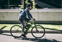 Riese & Muller Roadster e-Bike step-over