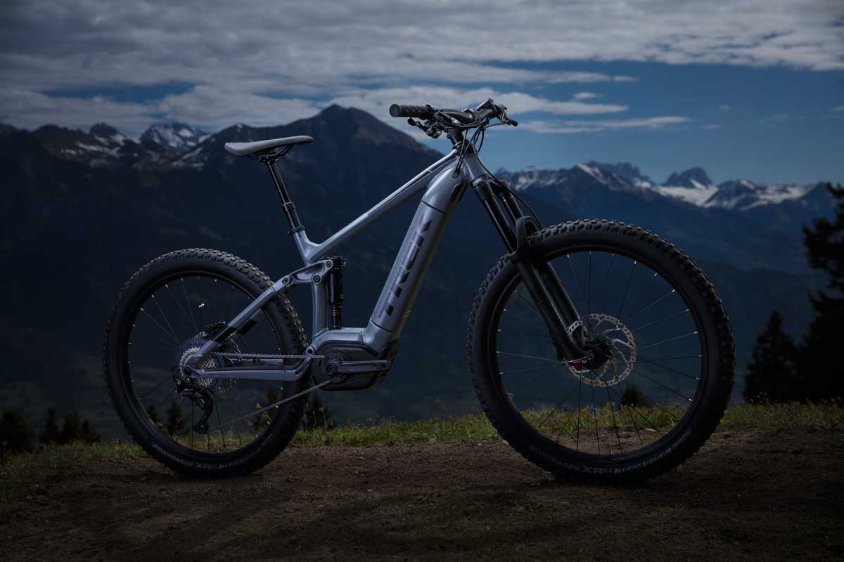 16cf38fa341 Trek Powerfly e-mountain bike collection recharged for 2019 - e ...