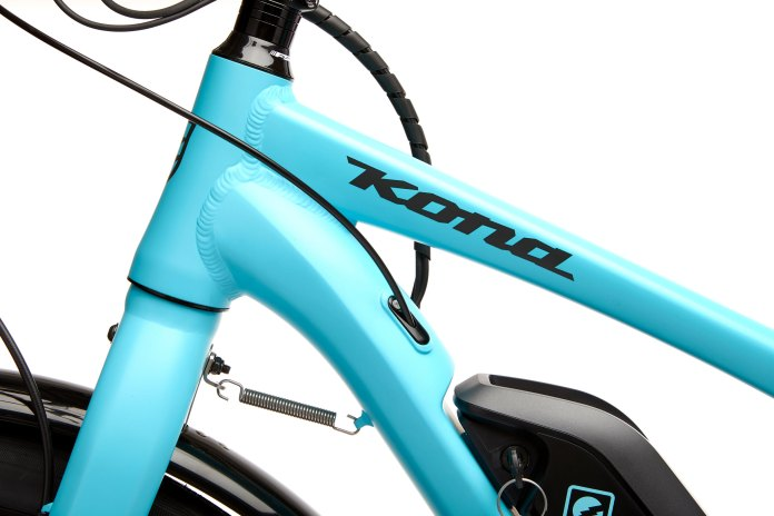 Kona hauls it all with new Electric Ute utility bike