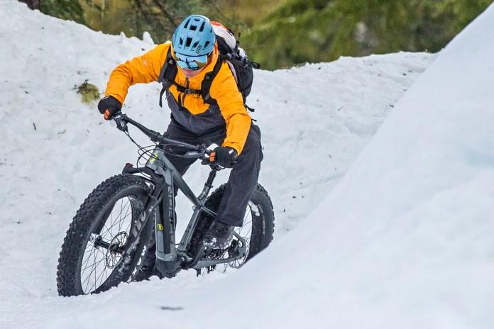2019 Norco Bigfoot VLT alloy e-fat bike eMTB