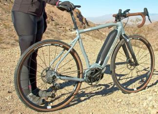 2019 Van Dessel Passepartout e-gravel e-bike