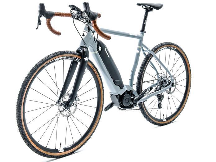 Panasonic e-bike systems for Van Dessel Passepartout e-gravel bike Captain Shred eMTB