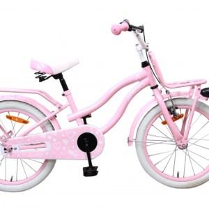 AMIGO Lovely 18 Inch 26 cm Meisjes Terugtraprem Roze