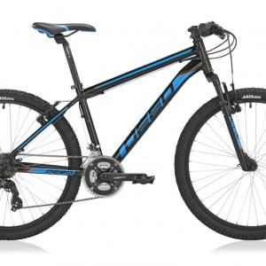 Deed Hoop 26 Inch 40 cm Heren 21V V-Brake Zwart/Blauw