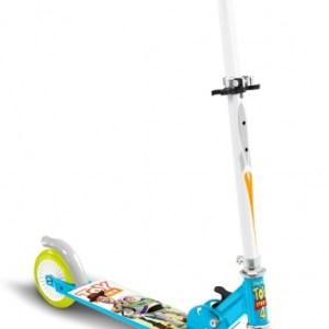 Disney vouwstep Toy Story Junior Voetrem Lichtblauw/Lichtgroen