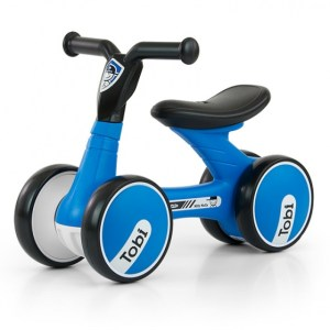 Milly Mally Loopfiets Tobi Junior Blauw