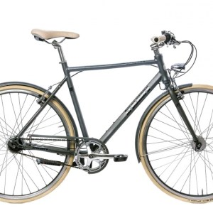 Tretwerk Coolman 28 Inch 52 cm Heren 8V V-Brake Antraciet