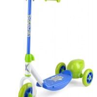 Xootz 3-wiel kinderstep Bubble Scooter Jongens Voetrem Groen/Blauw Kopen Online