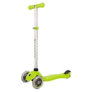 Globber Primo Starlight step Junior Voetrem Groen