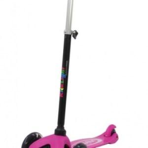 Jamara Scooter Junior Voetrem Roze