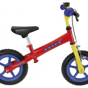 Kids Club Loopfiets 12 Inch Junior V-Brake Multicolor