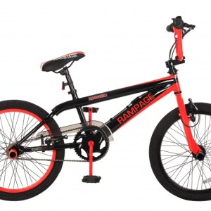 Magic Rampage 20 Inch 47 cm Unisex V-Brake Rood