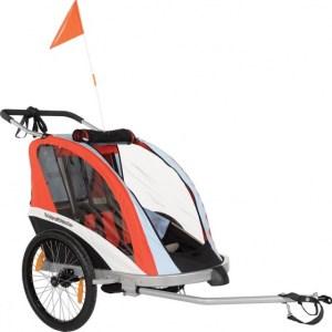 WeeRide Go 20 Inch Junior Oranje