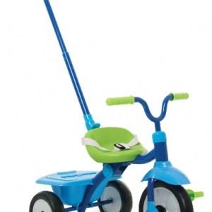 smarTrike Folding Fun 3-in-1 driewieler Junior Groen/Blauw