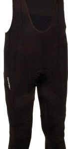 Avento Fietsbroek met bovenstuk lang zwart maat XXL