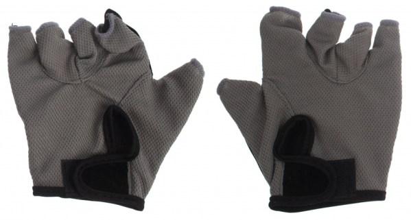 Bicycle Gear Fietshandschoenen Unisex Grijs / Zwart Maat M