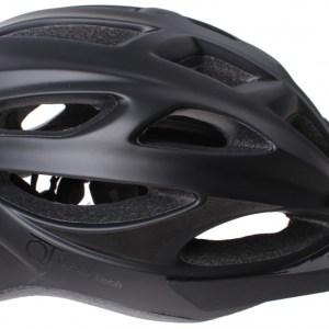 Cycle Tech fietshelm Inmold Urban E-bike unisex zwart maat 58/62