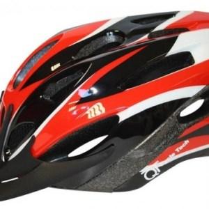 Cycle Tech fietshelm Spark rood 47/53 cm