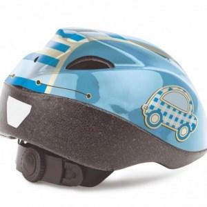 Cycle Tech kinderhelm Driver blauw maat 46-53 cm