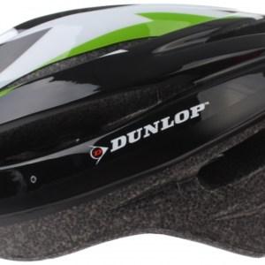 Dunlop Fietshelm groen maat L (58/60 cm)