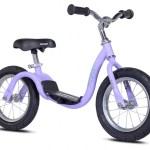 Kazam NEO v2s Balance Bike loopfiets 12 Inch Junior Paars